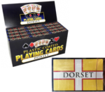 Dorset Flag Playing Cards