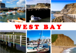 West Bay Postcard